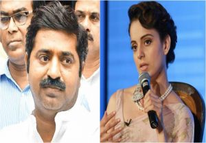 'Provide security to Kangana Ranaut': BJP's Ram Kadam writes to Maha govt