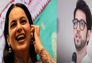 Everyone knows how your father became the CM' Kangana Ranaut slams Aditya Thackeray