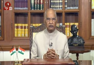 President Kovind extends his greetings on occasion of Chhath Puja