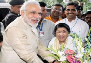 Lata Mangeshkar sends special Rakhsha Bandhan message to PM Modi