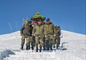 Amid border tensions with China, Army chief tells field commanders to be prepared for any 'eventuality'