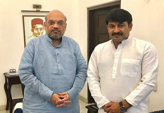 Amit Shah has not undergone any fresh Covid-19 test
