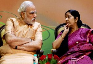 Remembering Sushma Swaraj, PM Modi calls her 'articulate voice for India at the world stage'