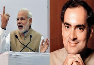 PM Modi pays tribute to former PM Rajiv Gandhi on his 76th birth anniversary