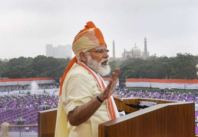 Committee set up to reconsider minimum age of marriage for women: PM Modi