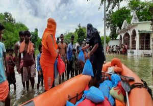 Bihar floods: 33 NDRF, SDRF teams deployed in 16 districts, death toll rises to 19
