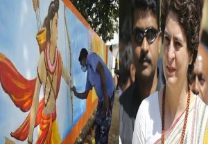 After years of questioning existence of Lord Ram, Cong's new found love for 'Maryada Purushottam'