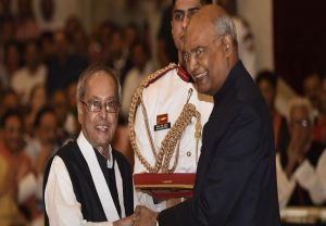 'Endowed with perspicacity and wisdom': President Kovind condoles Pranab Mukherjee's demise