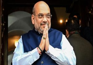 Home Minister Amit Shah admitted to AIIMS for post COVID care