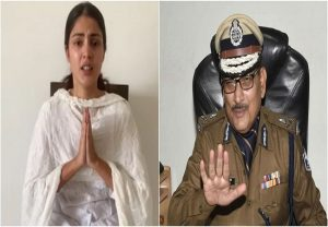 Bihar DGP Gupteshwar Pandey says Rhea 'totally exposed', was connected with drug peddlers