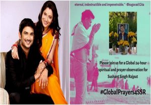 Ankita Lokhande remembers Sushant Singh Rajput on 2 months death anniversary: Urges everyone to join #GlobalPrayers4SSR