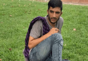 A suspect with 2 different IDs caught near Parliament, being grilled by Delhi cops