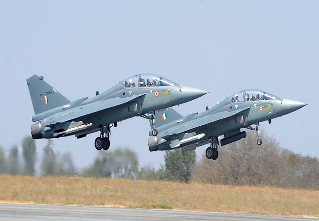 'Made in India' Tejas fighters deployed on Western front, amid border tension with China