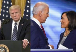 Kamala Harris 'nasty, disrespectful' to Joe Biden, suprised by VP pick: Donald Trump