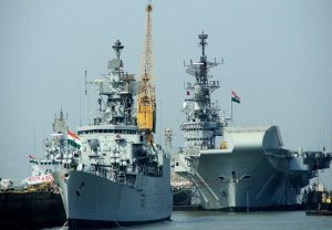 Indian Navy quietly deployed warship in South China Sea after Galwan clash