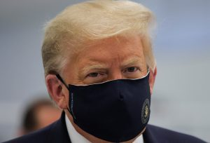 Donald Trump blames China for allowing COVID-19 to spread outside Beijing