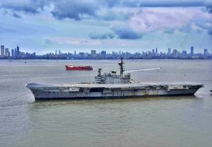 Iconic INS Viraat bid adieu after serving Navy for 30 glorious years