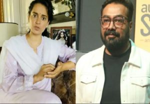 Kangana Ranaut and Anurag Kashyap's bitter war of words on Twitter… see here