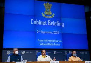 Cabinet clears 'Mission Karmayogi' for civil servants, Javadekar calls it biggest HRD reform