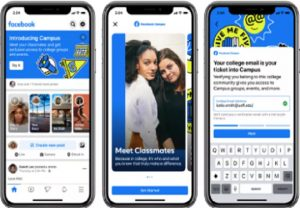 Facebook lures college students with its new section – FB Campus