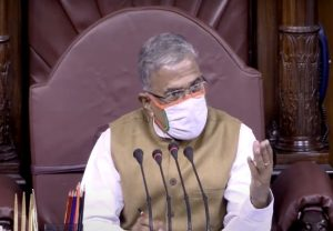 'Order in the House equally important': Rajya Sabha Dy Chairman Harivansh issues clarification on reports countering official version