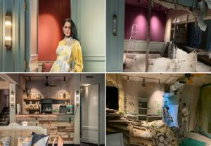 Kangana Ranaut shares 'Before & After' demolition images of her Mumbai office, equates it to rape