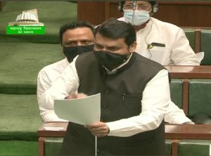 Maharashtra monsoon session….with Covid-19 prevention norms (Pics)
