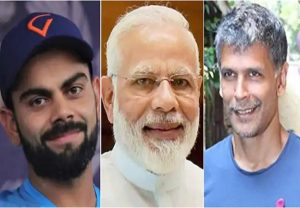 Fit India Dialogue: PM Modi to interact with Virat Kohli, Milind Soman on Sept 24