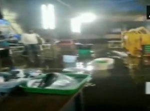Heavy rains flood Mumbai's Nair hospital, a Covid-19 dedicated facility (VIDEO)