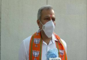 Delhi BJP President Adesh Gupta tests positive for COVID-19
