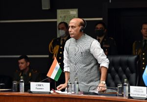 India-China should continue their discussions to ensure full restoration of peace: Rajnath Singh  | TOP POINTS