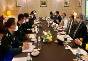 Amid tension at LAC, Rajnath Singh meets Chinese Defence Minister in Moscow