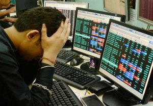 Markets in a tailspin over global sell-off, Sensex tumbles 1,115 points, Nifty settles below 11,000