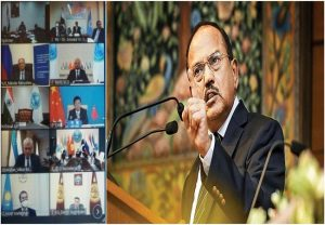 NSA Ajit Doval walks out of SCO over blatant violation of charter by Pakistan, latter used 'fictitious map'