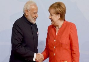 Angela Merkel wishes PM Modi on 70th birthday, vows to strengthen bilateral ties