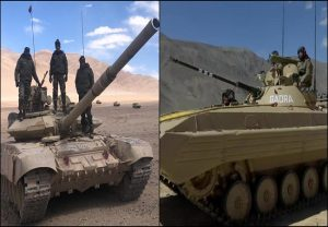 Amid India-China stand-off, India deploys T-72, T-90 tanks for battling both China, harsh winters in Eastern Ladakh