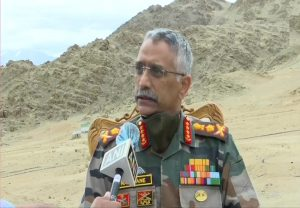 Situation along LAC slightly tensed, ample precautionary steps taken: Army Chief MM Naravane