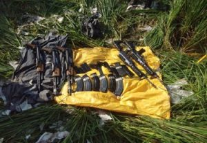 BSF seizes cache of arms from Ind-Pak border outpost in Punjab