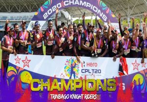 Trinbago Knight Riders beat St Lucia Zouks to win 4th CPL title