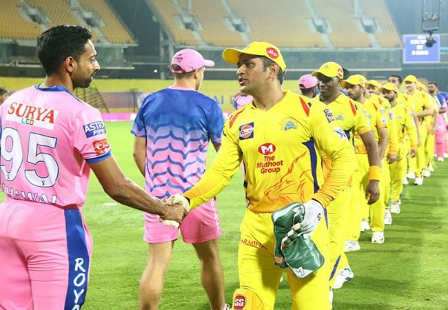 IPL 2020, RR vs CSK: When and where to watch, India time, venue, live streaming, Check all here