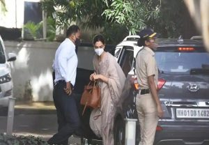 Bollywood drugs Probe: Deepika Padukone leaves NCB office after questioning