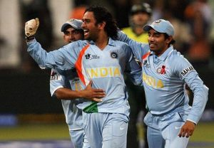 On this day in 2007: MS Dhoni-led India scripted memorable maiden WC T20 win