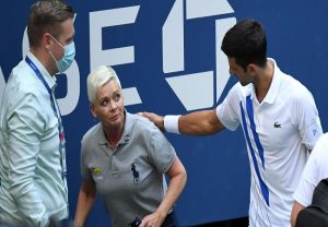She's done nothing wrong at all: Novak Djokovic asks fans to support line judge who was hit by ball