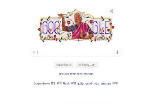 Google Doodle honours India's Iconic actress Zohra Segal