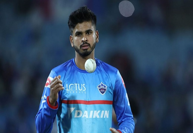 IPL 2020: Shreyas Iyer fined Rs 12 lakh for slow over-rate against SRH