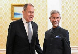 Jaishankar and Russian foreign minister discuss cooperation in nuclear, space sectors, agree to work closely in UNSC