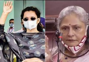 """""""Would you say the same thing if in my place it was your daughter Shweta?"""": Kangana Ranaut to Jaya Bachchan"""