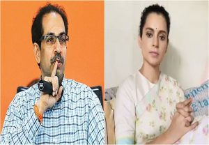 """Chief Minister, you are the worse product of nepotism"": Kangana's stinging attack on Uddhav (VIDEO)"