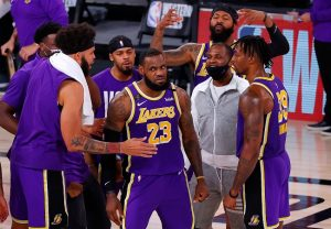 NBA: LeBron James ends Los Angeles Lakers' 10-year finals drought