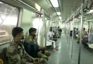 Delhi Metro back on track, morning ridership clocks 47,600 passengers